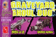 Graveyard Ghoul Duo (George Barris Commemorative Edition)*