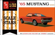 1965 Ford Mustang Fastback 1/25