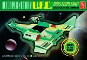 Interplanetary UFO Mystery Ship 1/100*SALE
