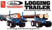 Peerless Logging Trailer 1/25*SALE