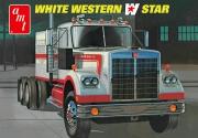 White Western Star Semi T