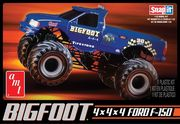 Big Foot Monster Truck Sn