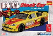 Iron Man Chevy Impala Stock Car 1/25*SALE