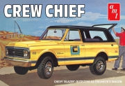 1972 Chevy Blazer Crew Ch