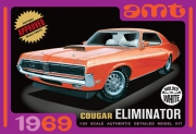 1969 Mercury Cougar - Whi