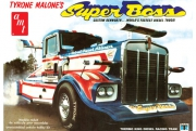 Tyrone Malone Kenworth Super Boss Drag Truck 1/25
