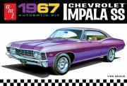 1967 Chevy Impala SS  1/2