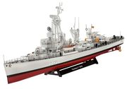 Fletcher Class German Nav