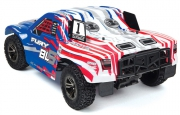 Fury 2WD BLS 1/10 Short-C