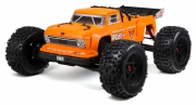 Outcast 2018 6S 4WD BLX Stunt Truck 1/8 Orange RTR