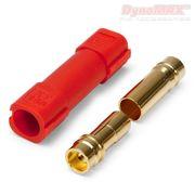 Kontakt XT150 6mm Röd 1+1
