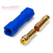 Kontakt XT150 6mm Blå 1+1