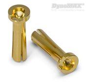 Kontakt Bullet 4mm Hane B