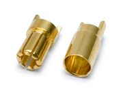 Kontakt Bullet 6mm Hona+H
