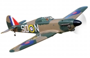 Hawker Hurricane II .46 1520mm EP/GP ARTF