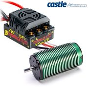 MAMBA MONSTER-2 1:8 25V WP ESC & 1515-2200KV Motor