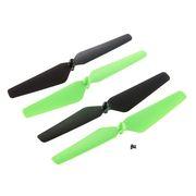 Propeller set grön Ominus