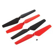 Propeller set röd Ominus