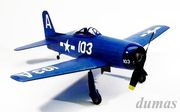 F8F-2 Bearcat 762mm Träbyggsats#