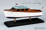 Chris-Craft 25' Family Cruiser 305mm Träbyggsats
