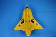 Draken J35J PNP Gul svens