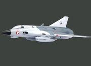 Draken J35F PNP Grå svens