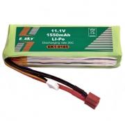 Li-Po pack 11,1v 1550mAh