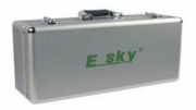 Aluminium låda 580x260x18