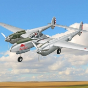 Flitework P-38 Lightning