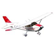 Cessna 182 1400 RTF Röd