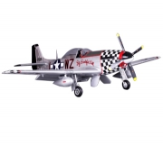 P-51D V8 PNP Big Beautiful Doll 1440mm spv* UTGÅTT