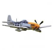 P-51D V8 PNP Ferocious Fr