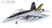 F-18 64mm fläkt FMS PNP G