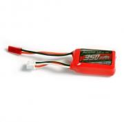 Batteri Li-Po 7,4v 350mAh