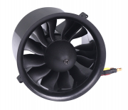Ducted Fan 70 mm 12-blad med 2845-KV2750 motor FMS