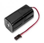 Batterihållare 4cel kapsl