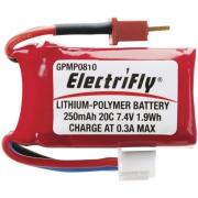 Li-Po Batteri 2S 7,4V  25