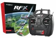 RealFlight RF-X Mjukvara
