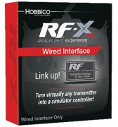 RealFlight RF-X Interface