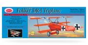 Fokker Triplane Laser Cut
