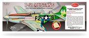 P-51 Mustang Guillow