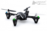 X4 Mini Quadcopter med LE
