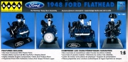 Ford Flat Head Engine V-8 1/6*SALE