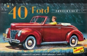 1940 Ford Convertible 1/3