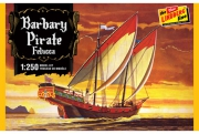 Barbary Pirate Ship 1/250