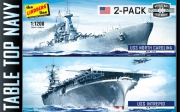 USS Intrepid & US Tableto
