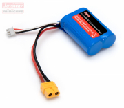 Li-Ion Batteri 2S 7,4V 800mAh 8206,8208 2013version