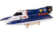 Bensinbåt F1 1220mm 26cc