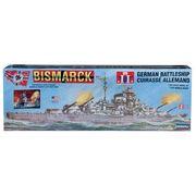 Bismark krigsfartyg 1:350
