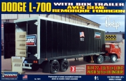 25 Dodge L-700 med Trailer*SALE